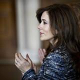 Kronprinsesse Mary skal tale på konferencen om partnerskaber mellem virksomheder og NGOer.