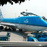 Det hollandske luftfartselskab, KLM, lancerer en ny økonomiklasse, Economy Comfort.
