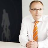 Morten Hultberg Buchgreitz er chef for en afdeling i DONG Energy, der omsætter for ca. 50 mia. kr. om året og tæller ca. 1.700 medarbejdere. Foto: Erik Refner