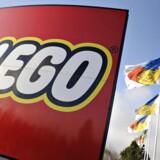 Familiekoncernen Lego har klaret sig godt igennem krisen.