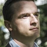 Projektlederen for Danish Tech Challenge, Jakob Svagin.