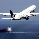 Hvis det står til A.P. Møller - Mærsk, så bør SAS sætte langrutefly ind på en flyvning til Huston, Texas.