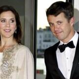 Kronprins Frederik og kronprinsesse Mary rejser en tur til Marys hjemland i november.