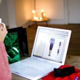 ARKIVFOTO: Danskerne er vilde med at handle på nettet. 2015 ser igen ud til at sætte rekord, efter der i løbet af årets første tre måneder blev købt varer online for 22 milliarder kroner.