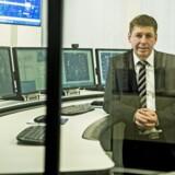 Topchef i FLSmidth, Thomas Schulz, præsenterede torsdag sit første årsregnskab for ingeniørkoncernen.