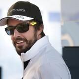 Fernando Alonso havde glemt de sidste 20 år af sit liv, da han kom til sig selv efter sin hjernerystelse.