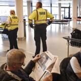 Politiet evakuerede onsdag terminal 3 i Københavns Lufthavn.