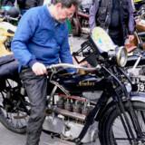 Det er 45. gang, at Danmarks Veteran Motorcykelklub afvikler Skagensløbet. Oplev veteranerne på ruten Brøndby-Odense-Middelfart-Jelling-Fårvang-Fårup-Rebild-Sindal-Skagen eller på de faste stop- og træfpunkter undervejs.