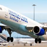 Thomas Cook Airlines udleder mindre C02, viser en undersøgelse foretaget af Thomas Cook.