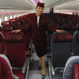 Qatar Airways blev igen verdens bedste flyselskab ved SkyTrax prisuddeling, som fandt sted i går ved Farnborough Air Show i Storbritannien.