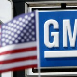 Den amerikanske bilkoncern General Motors kommer ud af tredje kvartal med en omsætningen på 39 mia. dollar.