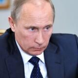 Tirsdag understregede Vladimir Putin, at der i Ruslands øjne »ikke er beviser« for, at Bashar al-Assads hær står bag det formodede kemiske angreb, der dræbte flere hundrede civile syrere i sidste uge.