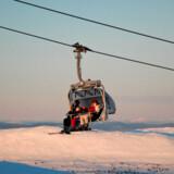 Trysil (billedet) og de mange andre gode skiområder er med til at gøre Norge til danskernes favorit.