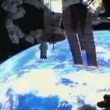 Sådan ser jorden ud fra ISS.