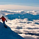 Whistler er et legendarisk sted, hvor statistikken praler med ti meter frisk sne årligt.