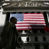 New York Stock Exchange varmer op til den kommende regnskabssæson.