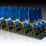 Flystolen kaldes SkyRider og er designet af firmaet Aviointeriors Group