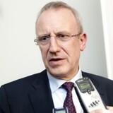 Formand for Dansk Arbejdsgiverforening Jørn Neergaard Larsen. Foto: Kristoffer Juel Poulsen.