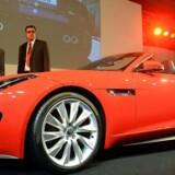 De luksuriøse Jaguar-biler får en lillebror på størrelse med en BMW 3-serie.