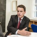 Forhenværende udviklingsminister Christian Friis Bach (R).