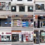 For mange tomme lejemål, frisørsaloner, shawarma-barer og triste facader præger Amagerbrogade. Gaden klarer sig dårligst i en sammenligning af seks københavnske handelsgader.