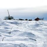 Isua minen. London Mining. Grønland. Foto: MT Højgaard