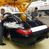 Porsche og Volkswagen har altid haft et tæt forhold til hinanden, siden Porsches grundlægger designede folkevognen, Volkswagens første bil.