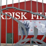 Nordisk Film i Valby havde 100 års jubilæum i 2006. Her er det porten med isbjørnen til de gamle filmstudier, der nu har lagt Billetlugen.dk under sig.