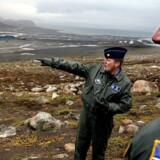 US Air Force anlagde Thule Air Base i Nordvestgrønland i løbet af 1950erne. Den har hidtil været arbejdsplads for hundredvis af grønlændere og danskere, men det kan snart være slut. Arkivfoto: Bjarke Ørsted