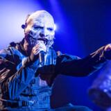 Koncertanmeldelse af det amerikanske metalband Slipknot i Forum. (Foto: Jens Nørgaard Larsen/Scanpix 2015)
