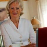 Janicke Branths e-mailkonto blev hacket og brugt til at udsende nødråb om penge i hendes navn. Foto: Ole Hartmann Schmidt