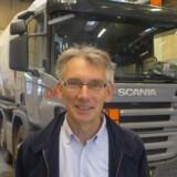 Der er rift om lastbilerne med de nu snart ulovlige og forældede Euro 5-motorer, fortæller markedschef Anton Freiesleben fra Scania Danmark.