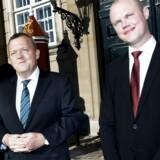 De tidligere Venstre-ministre Troels Lund Poulsen, Lars Løkke Rasmussen og Peter Christensen skal ikke frygte, at Skattesagskommissionen i sig selv flænser deres politiske karriere.