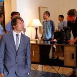 Mads Mikkelsen kan ses i Star Tours reklamefilm, både i de danske biografer og på tv, fra 12. august.