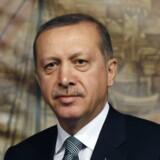 Tayyip Erdogan besøger Danmark i morgen. Foto: Murad Sezer/Reuters