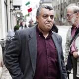 Imdat Yilmaz, direktør for ROJ TV, har opgivet at betale en millionbøde og måtte i går erklære den omstridte TV-station konkurs.
