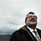 Ejendomsinvestoren Ole Vagner tror, at de allermørkeste skyer er blæst væk, og at 2011 bliver et bedre år end de foregående.