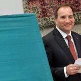 I dag går svenskerne til valgurnerne for at stemme om, hvem der skal lede landet gennem de næste fire år. Se private vælgere og politiske profiler afgive deres stemme.
