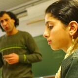 Adnan Moussa, underviser.