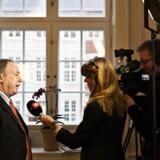 Vvicedirektøren for landestudier i OECD, Robert Ford, deltog i mandagens pressemøde i Økonomi- og Indenrigsministeriet. OECD offentliggjorde ved den lejlighed deres vurdering af tilstanden for den danske økonomi.