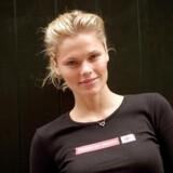 ARKIVFOTO afden tidligere topmodel Camilla Vest.