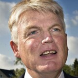 Tidligere departementschef Peter Loft .