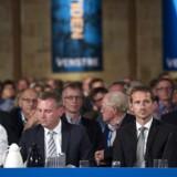 Venstres landsmøde slutter over middag søndag.
