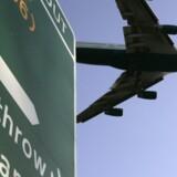 SAS har tre-fem procent af start- og landingstilladelserne i London Heathrow, og det kan vise sig at være yderst værdifuldt.