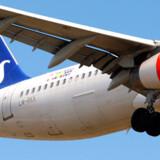 SAS ligger på en flot 3. plads på listen over verdens 10 mest præcise luftfartselskaber.