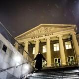 Danske Bank strides med Finanstilsynet om nye kapitalkrav.