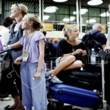 Flere passagerer end nogensinde før på én måned passerede i juli måned 2010 gennem Københavns Lufthavn.