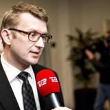 ARKIVFOTO. Tidl. skatteminister Troels Lund Poulsen (V).