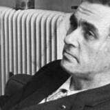Forlagsdirektør og bagmanden for AKA - forløberen for Blekingegadebanden - Gotfred Appel i 1967.