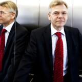 Karsten Dybvad, Direktør for DI, får politikerne i tale.